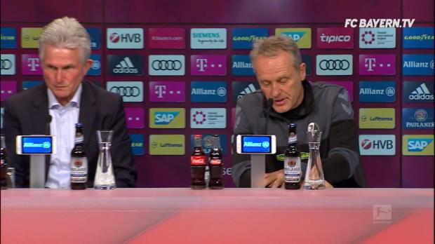 """Streich: """"Haben es Bayern zu leicht gemacht"""""""