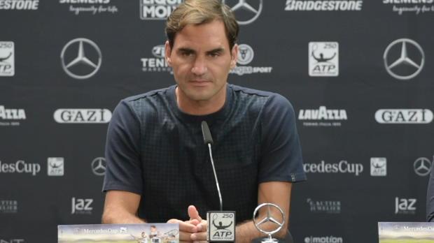 Federer zu Nadal: Souveränität eines Champions
