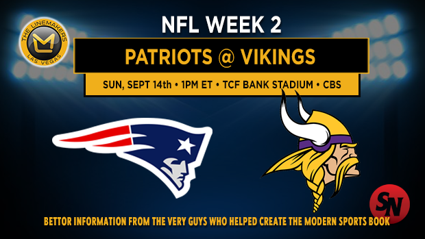 New England Patriots @ Minnesota Vikings