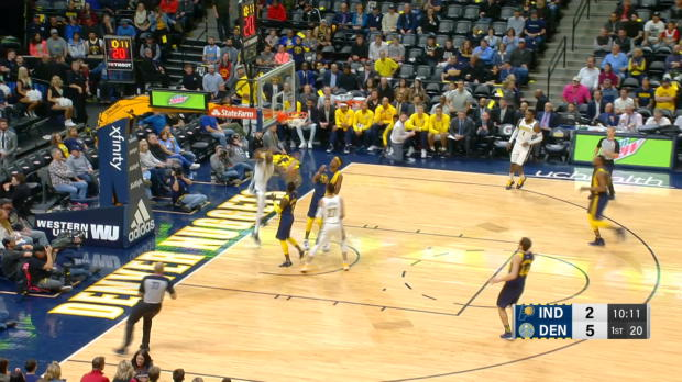 Steal of the Night: Will Barton