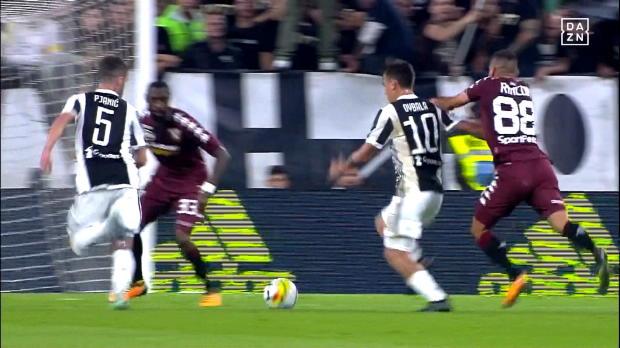 Top 5: Paulo Dybalas schönste Tore der Saison