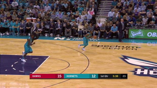 WSC: Dennis Schroder 25 points vs the Hornets