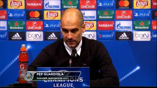 كرة قدم: دوري أبطال أوروبا: إقصاء برافو أنهى المباراة لصالح برشلونة- غوارديولا