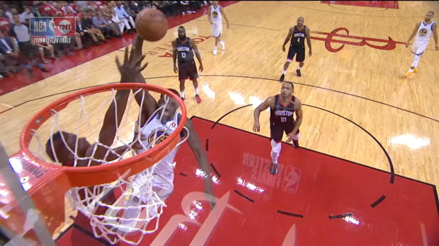 Block of the Night: Clint Capela