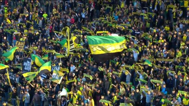 Ligue 1: Nantes - Nizza | DAZN Highlights