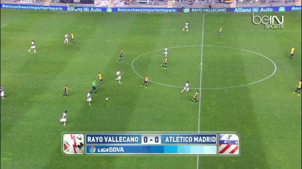 Liga : Rayo Vallecano 0-0 Atlético Madrid