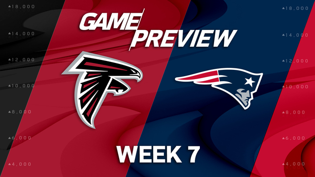Atlanta Falcons vs. New England Patriots preview | 'NFL Playbook'