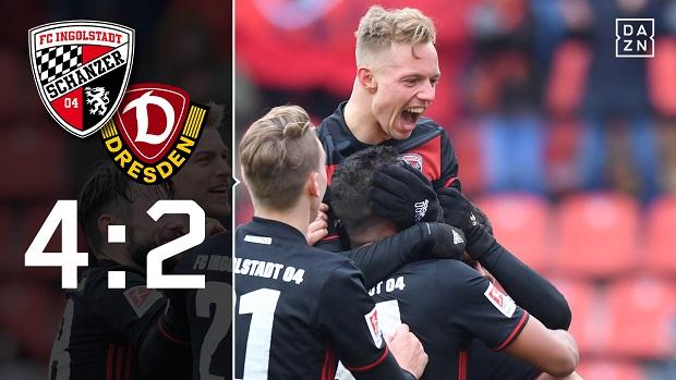 FC Ingolstadt 04 - Dynamo Dresden