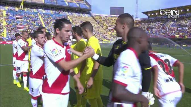 Liga : Villarreal 4-2 Rayo Vallecano