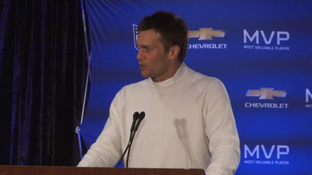 """MVP Brady: """"Ich liebe den Football einfach"""""""