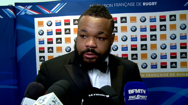 VI Nations - XV de France : Bastareaud : 'Faire le dos rond'