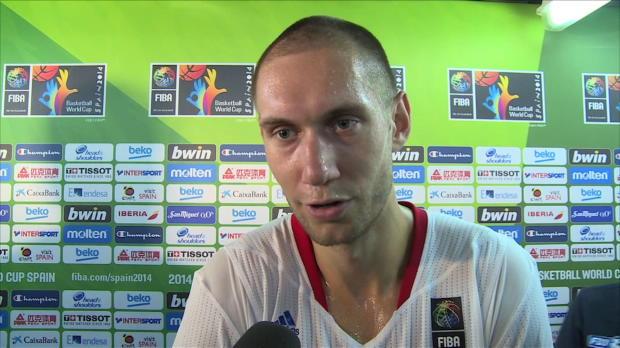 """Basket : FIBA - Bleus - Tillie - """"Tout le monde a été concerné"""""""