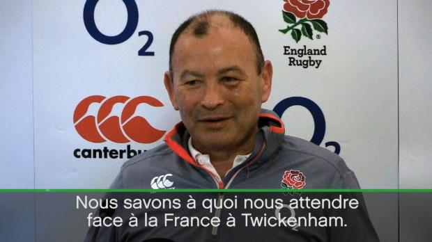 Angleterre - Jones - 'Jouer avec le French flair, c'est difficile'