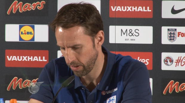 """England: Southgate: """"Deutschland als Vorbild"""""""