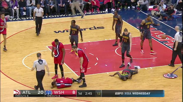 WSC: Highlights: Bradley Beal (28 points) vs. the Hawks