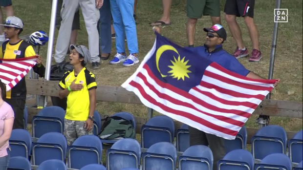 Hockey Damen: Spanien - Malaysia