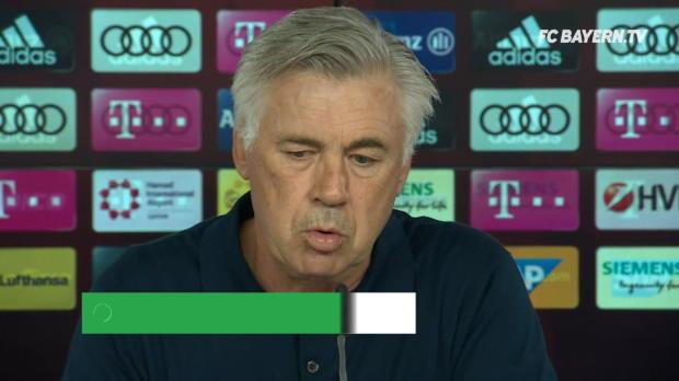 """Boateng von Beginn? Ancelotti: """"Jerome ist fit"""""""
