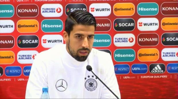 "WM-Quali: Khedira: Deshalb bin ich ""topfit"""
