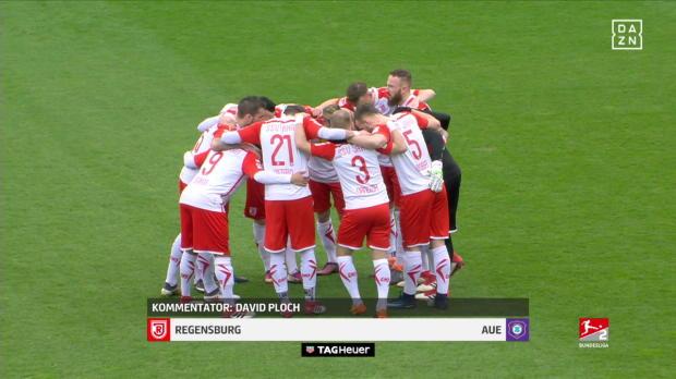 SSV Jahn Regensburg - FC Erzgebirge Aue