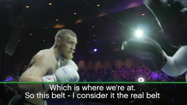 Khabib and Ferguson dismiss champion McGregor