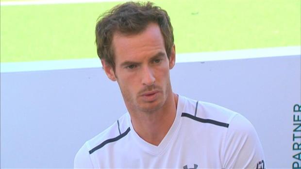 """Wimbledon: Murray forsch: """"Ich will gewinnen"""""""