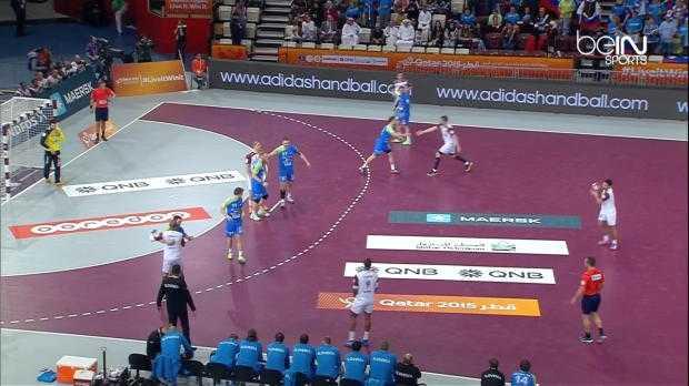 Slovénie 29-31 Qatar