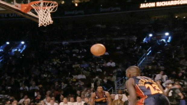 Jason Richardson Slam Dunk Contest Highlights!