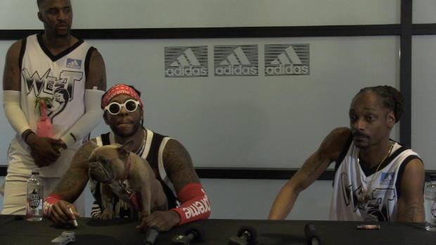 L.A. 2028: Snoop Dogg freut sich auf Olympia