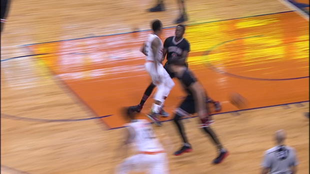 Assist of the Night - Eric Bledsoe