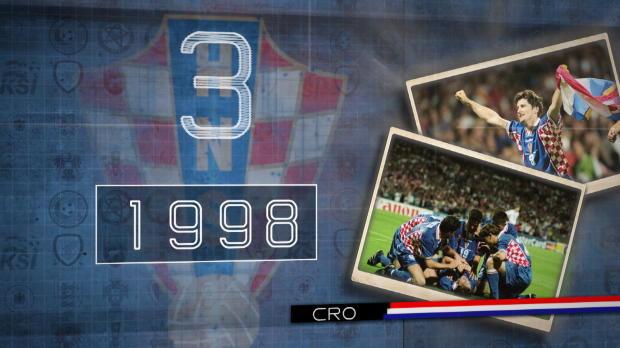 Fünf Fakten vor Kroatien gegen Portugal