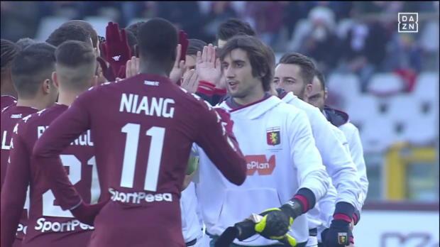 FC Turin - CFC Genua