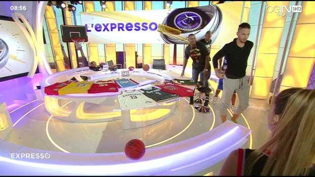 L'happening de l'Expresso (16/09)
