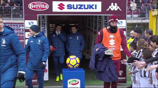 FC Turin - Juventus Turin (DAZN)