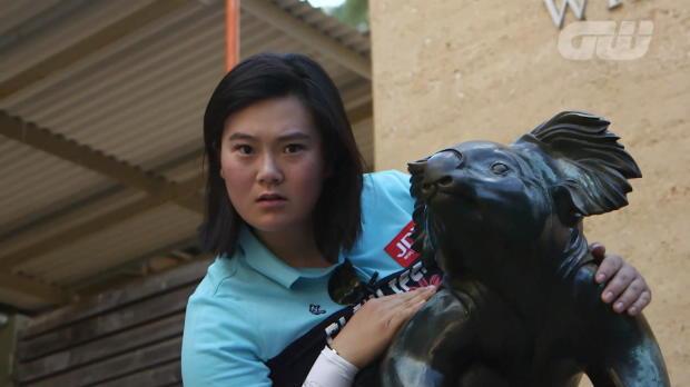 Player Profile: Angel Yin