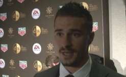 Brisbane Roar striker Jamie Maclaren said he was honoured to win the NAB Young Footballer of the Year award for a second straight season.