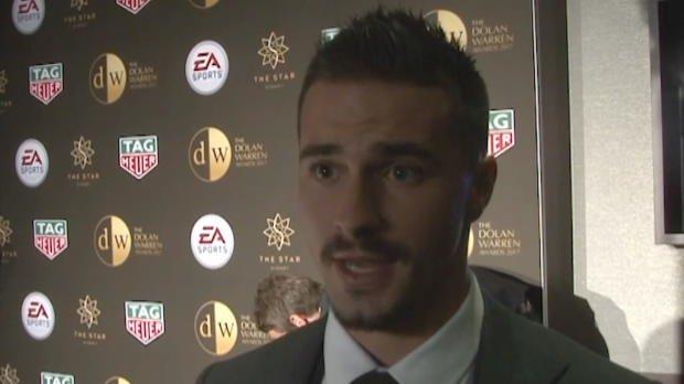 Maclaren thrilled with NAB award