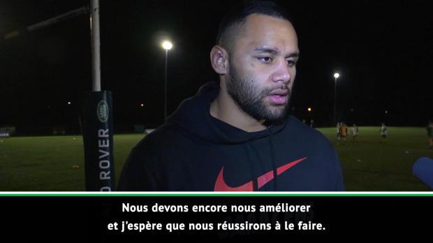 """Rugby : International - Vunipola - """"L'Angleterre doit encore s'améliorer"""""""
