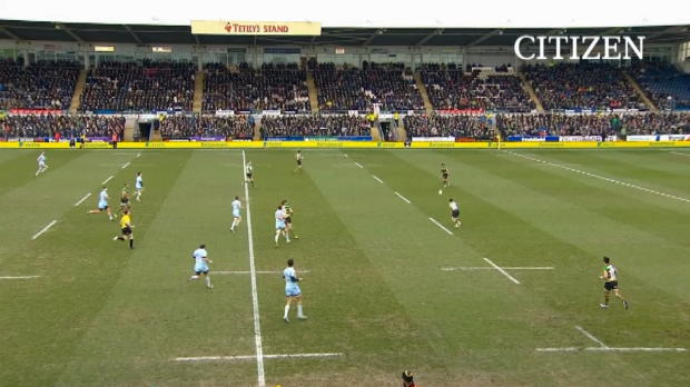Aviva Premiership - Citizen Try of The Week - Round 14