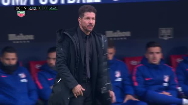 LaLiga: Atletico Madrid - Alaves | DAZN Highlights