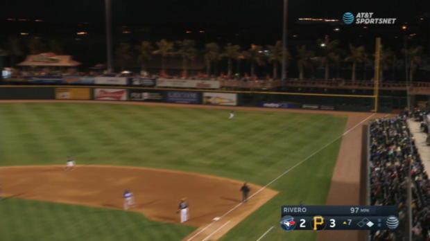 Bichette's go-ahead home run