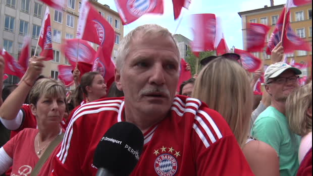 FCB-Double-Party: Fans fordern Kovac-Verbleib
