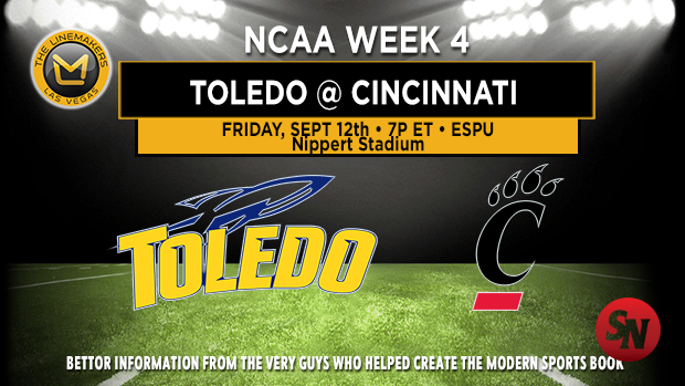 Toledo at Cincinnati