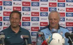 Graham Arnold says his side will win the FFA Cup Final in regulation time against Melbourne City.
