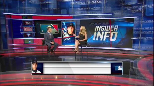 MLB Insider: Shohei Ohtani