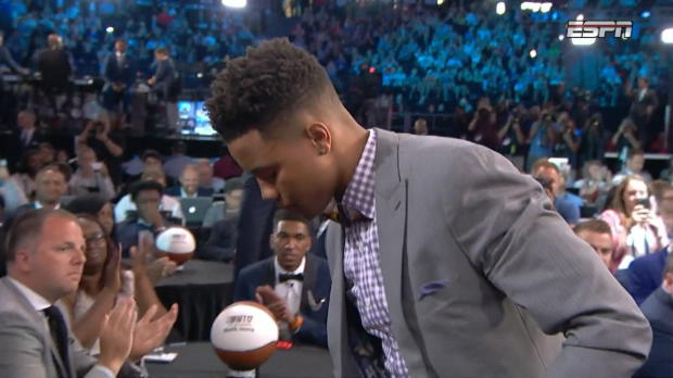 Basket : Draft 2017 - Markelle Fultz en numéro 1
