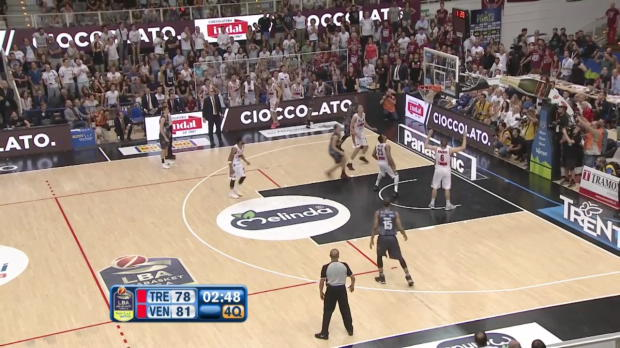 Lega Basket: Venedig ist Überraschungsmeister!