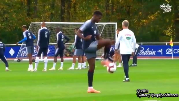 Pogba ist bereit für Deutschland