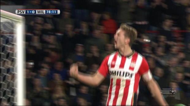 Ex-Gladbacher de Jong hält PSV im Titelrennen