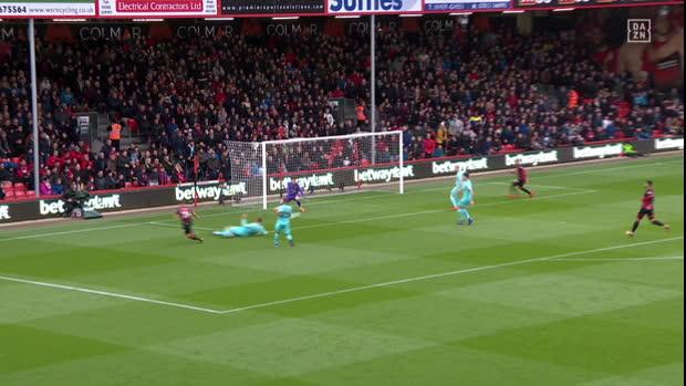 Premier League: Bournemouth - Newcastle   DAZN Highlights