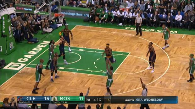 Boston Celtics 91-114 Cleveland Cavaliers